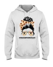 Firefighterwife Limited Edition Hooded Sweatshirt front