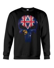 South Australia-Australia Skull Crewneck Sweatshirt tile