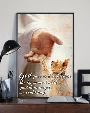 God Gave Yorkshire 24x36 Poster lifestyle-poster-2