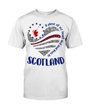 Scotland Classic T-Shirt front