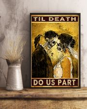 TIL DEATH DO US APART poster Limited Edition 24x36 Poster lifestyle-poster-3