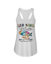 Limited Edition Ladies Flowy Tank tile
