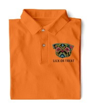 PUG Lick Or Treat  Classic Polo front