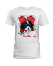 Cavalier King Charles Spaniel  Ladies T-Shirt front