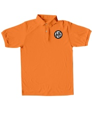 DB Polo Classic Polo embroidery-polo-short-sleeve-layflat-front