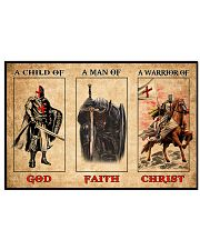 Knights Templar Poster Limited Edition 36x24 Poster front