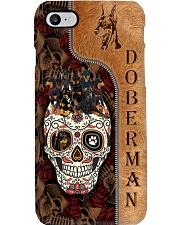 doberman skull case Phone Case i-phone-8-case