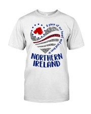 Northern Ireland Classic T-Shirt front