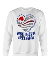 Northern Ireland Crewneck Sweatshirt tile