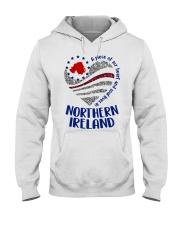 Northern Ireland Hooded Sweatshirt tile