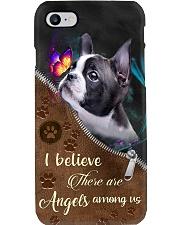 French Bulldog Angel Phone Case i-phone-8-case