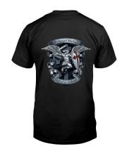 Archangel Michael Classic T-Shirt back