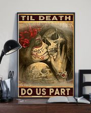 TIL DEATH DO US APART poster Limited Edition 24x36 Poster lifestyle-poster-2