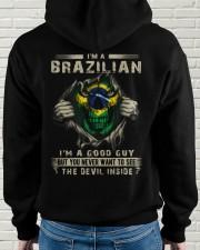 BRAZILIAN Hooded Sweatshirt apparel-hooded-sweatshirt-lifestyle-back-59