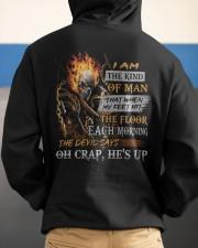 Hes up Hooded Sweatshirt apparel-hooded-sweatshirt-lifestyle-back-54