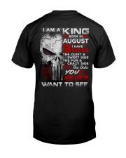 August Classic T-Shirt tile