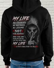 My life Hooded Sweatshirt apparel-hooded-sweatshirt-lifestyle-back-59