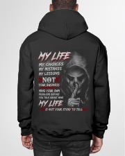 My life Hooded Sweatshirt garment-hooded-sweatshirt-back-01