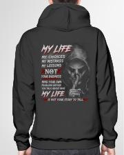 My life Hooded Sweatshirt garment-hooded-sweatshirt-back-04
