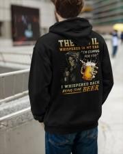 Bring some Beer Hooded Sweatshirt apparel-hooded-sweatshirt-lifestyle-back-108