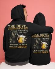 Bring some Beer Hooded Sweatshirt apparel-hooded-sweatshirt-lifestyle-back-134