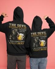 Bring some Beer Hooded Sweatshirt apparel-hooded-sweatshirt-lifestyle-back-135