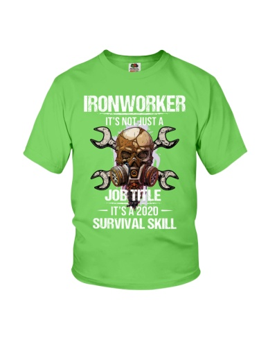 ironworker-tee-survival skill-july1320