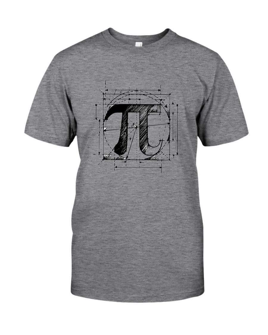 PI DAY SHIRT Classic T-Shirt