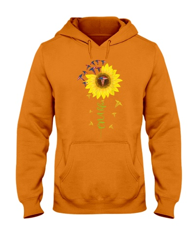 CNA Life Sunflower Tshirt Cute Nurse Gifts