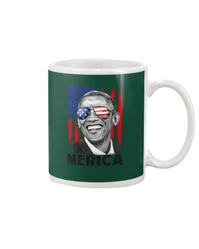 Barack Obama 4th Of July Shirt Gift America