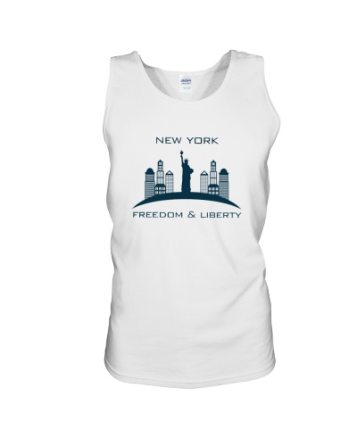New York - Freedom and Liberty