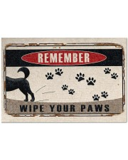 "Remember DD010419NA Doormat 34"" x 23"" front"