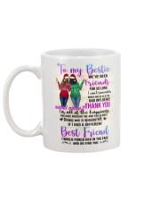 Girls Best Friend Mug Personalize Mug back