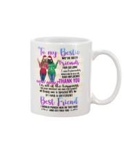 Girls Best Friend Mug Personalize Mug front