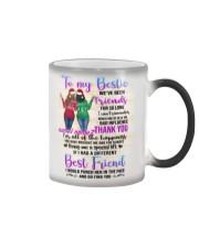 Girls Best Friend Mug Personalize Color Changing Mug tile