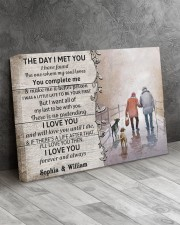 The Day I Met You DD010402MA Customize Name 24x16 Gallery Wrapped Canvas Prints aos-canvas-pgw-24x16-lifestyle-front-02