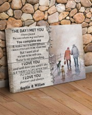 The Day I Met You DD010402MA Customize Name 24x16 Gallery Wrapped Canvas Prints aos-canvas-pgw-24x16-lifestyle-front-12