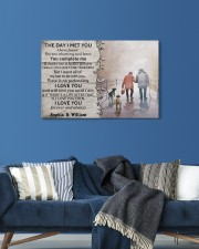 The Day I Met You DD010402MA Customize Name 24x16 Gallery Wrapped Canvas Prints aos-canvas-pgw-24x16-lifestyle-front-21