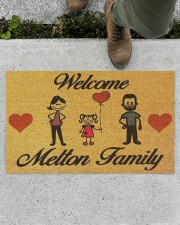 """Metton Family DD123111MA Doormat 28"""" x 17"""" aos-doormat-28-x-17-lifestyle-front-01"""