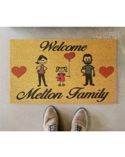 """Metton Family DD123111MA Doormat 28"""" x 17"""" aos-doormat-28-x-17-lifestyle-front-04"""
