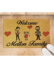 """Metton Family DD123111MA Doormat 28"""" x 17"""" aos-doormat-28-x-17-lifestyle-front-05"""