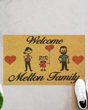 """Metton Family DD123111MA Doormat 28"""" x 17"""" aos-doormat-28-x-17-lifestyle-front-06"""