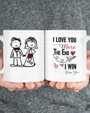 I Love You DD011305DH Customize Name Mug ceramic-mug-lifestyle-32