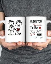 I Love You DD011305DH Customize Name Mug ceramic-mug-lifestyle-34