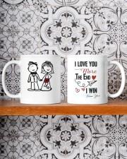 I Love You DD011305DH Customize Name Mug ceramic-mug-lifestyle-47