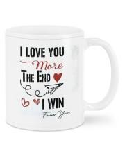 I Love You DD011305DH Customize Name Mug front