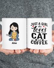 Cat And Coffee DD010603MA Customize Name Mug ceramic-mug-lifestyle-32