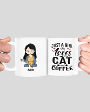Cat And Coffee DD010603MA Customize Name Mug ceramic-mug-lifestyle-41