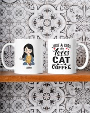 Cat And Coffee DD010603MA Customize Name Mug ceramic-mug-lifestyle-47