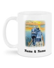 To My Husband DD012644MA Customize Name Mug back